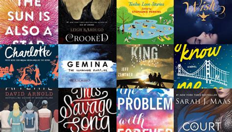 picture books for teenagers 12 their favorite ya books of 2016 the b n