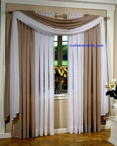 Living Room Valance Curtain Ideas Curtains Living Room Design Ideas Sewing