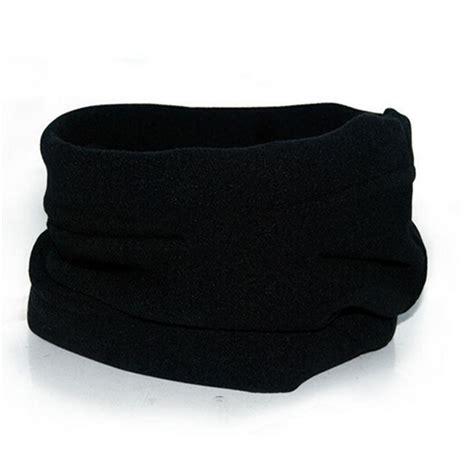 winter mens neck warmer mask soft bandana ski hat scarf