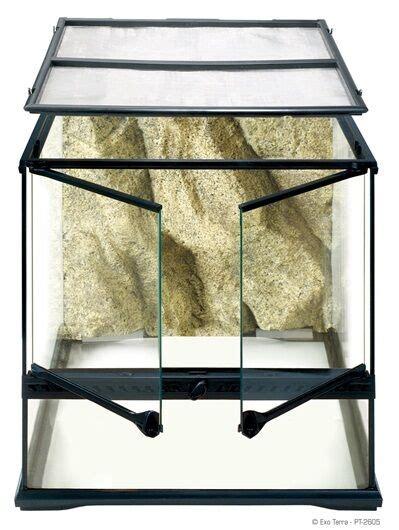 hagen exo terra glass terrarium xx tank pt