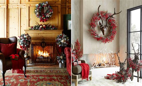 colorado christmas design trend stylized woodland