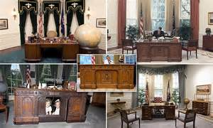 Oval Office Desks That Have Served The Presidents Daily | oval office 194 desks that have served the presidents jist news