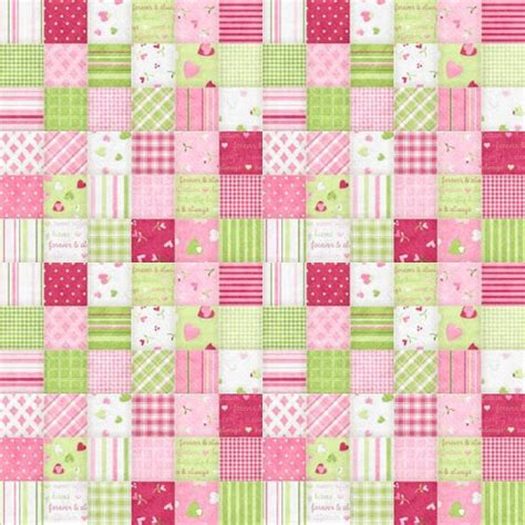 Wallpaper Patchwork - mis laminas para decoupage pink paper cakes and paper