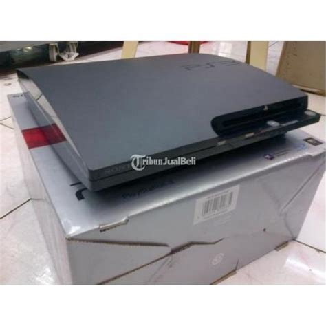 Hardisk Yogyakarta sony playstation ps 3 slim cfw 4 80 hardisk 160 gigabyte yogyakarta dijual tribun jualbeli