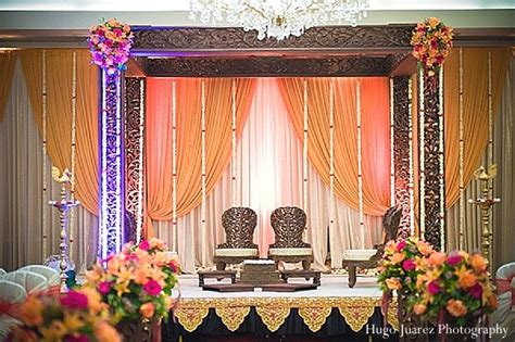 maharani indian wedding decoration ideas save 30 click parsippany nj indian wedding by hugo juarez photography
