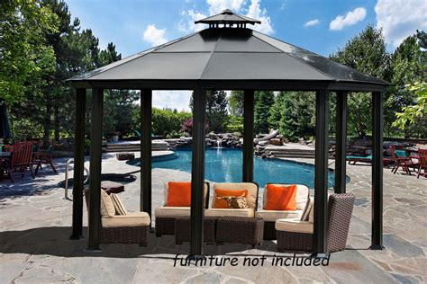 octagon gazebo luxury octagon gazebo with top roof