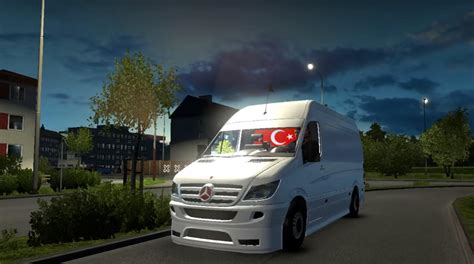 Home Interiors Pinterest by Mercedes Sprinter Tuning 1 21 Ets2 Mods
