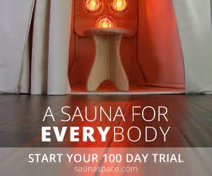 Sauna Liver Detox by Infrared Light Therapy For Arthritis Relief The