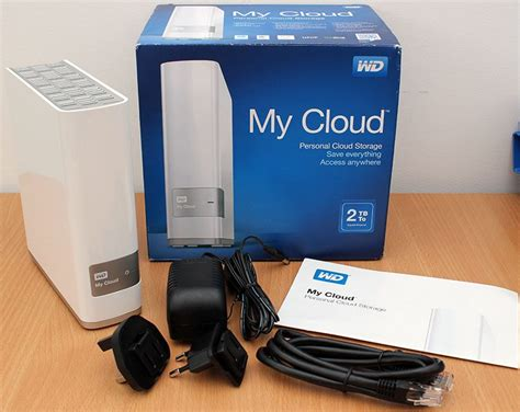 My Digital 2 by Western Digital My Cloud 2tb Review Eteknix