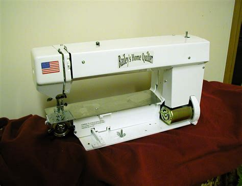 Arm Sewing Machine For Quilting by Bailey S Home Quilter 13
