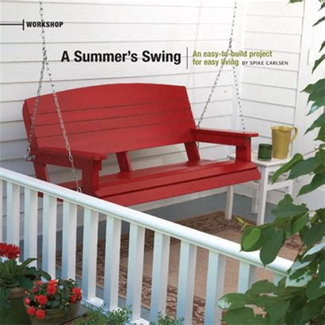 building a porch swing free front porch swing plans woodworking projects plans