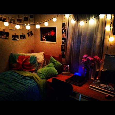 hanging lanterns for bedroom dorm room with lights and hanging photos dorm room designs pinterest paper