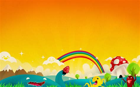 wallpaper rainbow cartoon cartoon rainbow wallpaper 30 wallpapers wallpapers 4k
