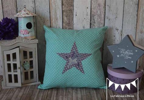 decoration etoile chambre housse coussin bleu turquoise gris violet blanc 233 toiles