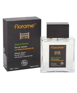 100ml Vetiver Essential Akar Wangi 100 vetiver spirit organic water for florame 100 ml