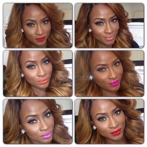 Shaeds Of Red beautybyjj lipstick shades for dark skin 1 mac