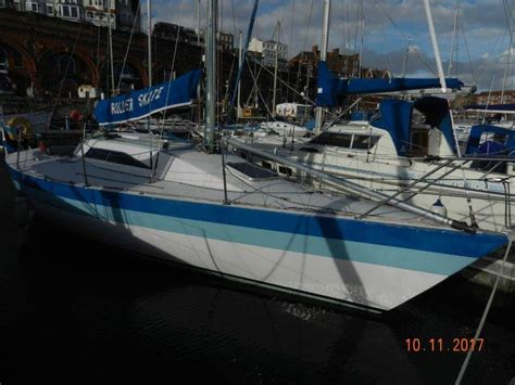 boats for sale ramsgate rob humphrey 3 4 tonner 1982 yacht boat for sale in