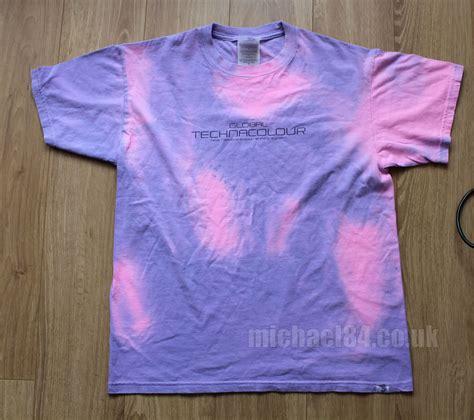 color changing t shirts remember hypercolor i got a technacolour t shirt