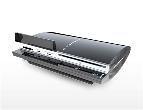 new psp console ps3 console 3d model