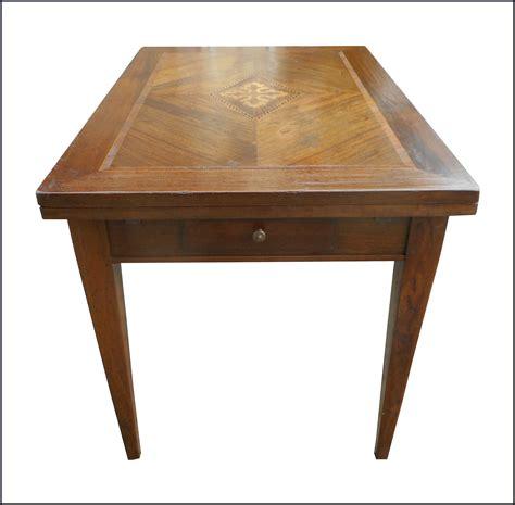 tavolo legno invecchiato tavolo in legno invecchiato con intarsi la commode di