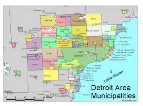 detroit usa map