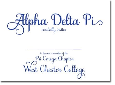 bid day card sorority recruitment template 97 best images about bid day on delta zeta