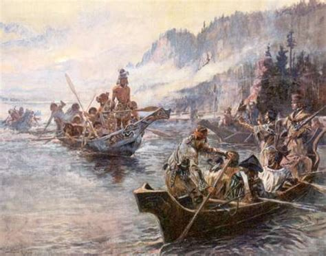 lewis and clark expedition the corps of discovery american forests