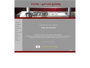 Küche Mit E Geräten by K 252 Che Gut Und G 252 Nstig Dockarm
