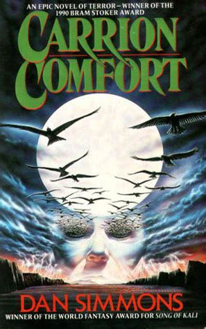 carrion comfort dan simmons carrion comfort by dan simmons reviews discussion