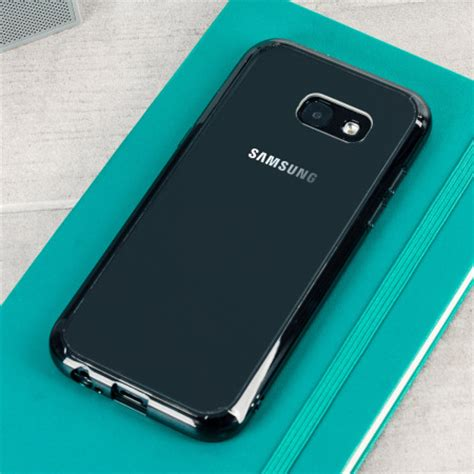 Cover Samsung Galaxy A3 A5 A7 2017 Spigen Rugged Capsule Softcase rearth ringke fusion samsung galaxy a5 2017 smoke