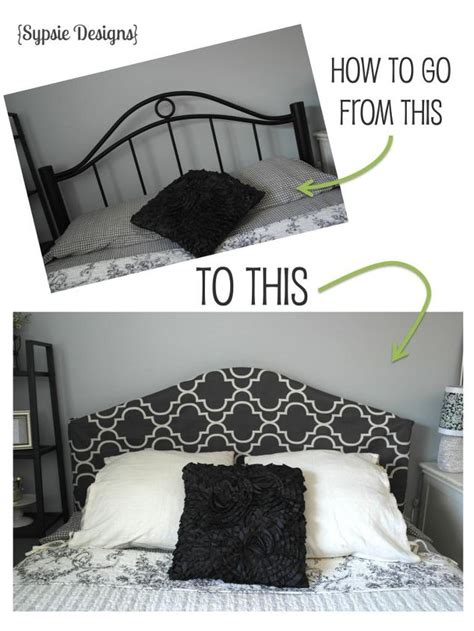 easy headboard ideas easy headboard cover hometalk