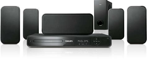 Home Theater Power Up B02 dvd home theatre system hts3265 75 philips