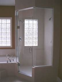 glass block windows and shower advantage homes corp