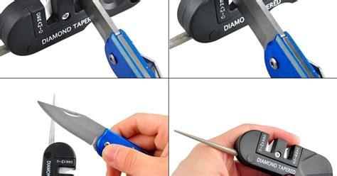 Pengasah Pisau Victorinox pengasah pisau portable adhistore