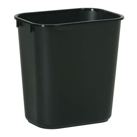 small wastebasket rubbermaid 13 5 8 quart small wastebasket rcp 2955 bin