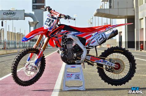 honda motocross racing caf 232 honda crf 450rw g paulin team hrc 2015