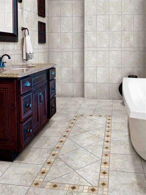 Small Bathroom Designs With Shower reasons to choose porcelain tile hgtv