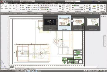 layout tabs autocad architecture very important software autocad 2014 review improving