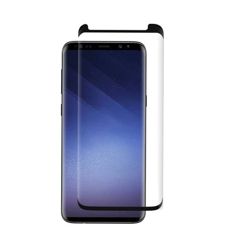 Samsung S9 Limited Cover Anti Gores Screen Protector wholesale samsung galaxy s9 tempered glass 3d 9h shockproof screen protector black mkc 34795