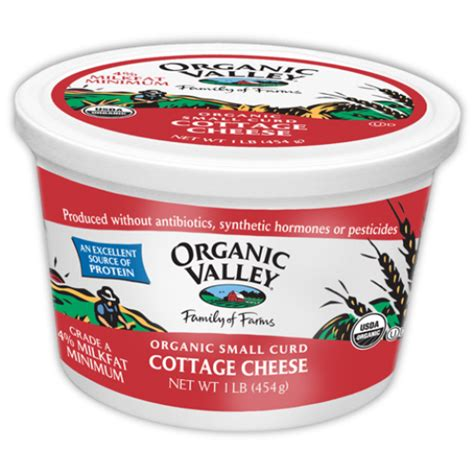 cottage cheese organic organic valley original cottage cheese 有機茅屋芝士