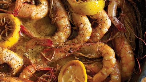 jims louisiana barbecued shrimp recipe video