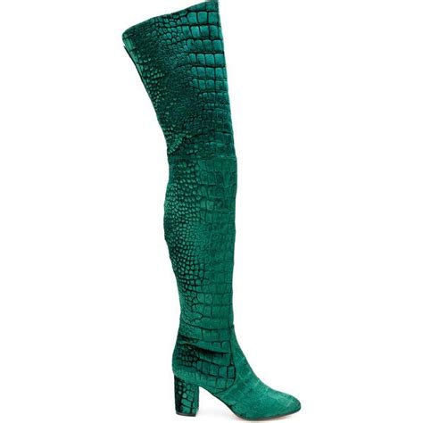 best 25 green thigh high boots ideas on camel