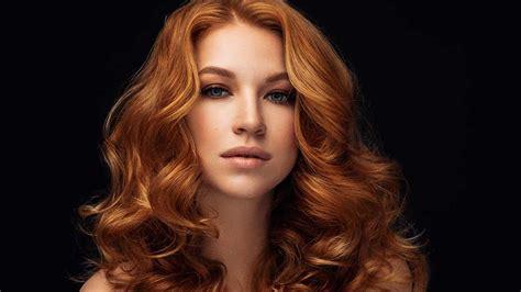 brown hair  red hair loreal paris