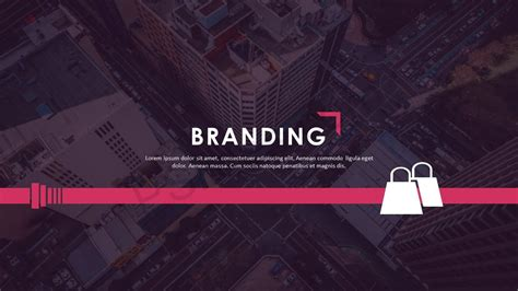 Branding Powerpoint Template Pslides Branded Powerpoint Template