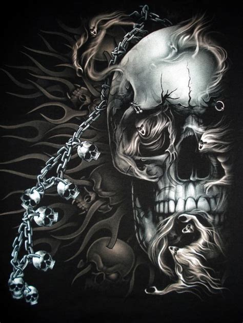 pin by philippe d on art skulls pinterest facebook