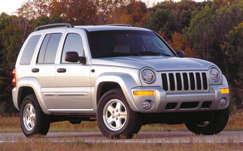 jeep liberty 2002 jeep liberty front three quarters view photo 3