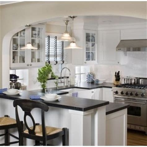 small kitchen design with separate island seating decoist if we do a step up kitchen ideas pinterest cabinets