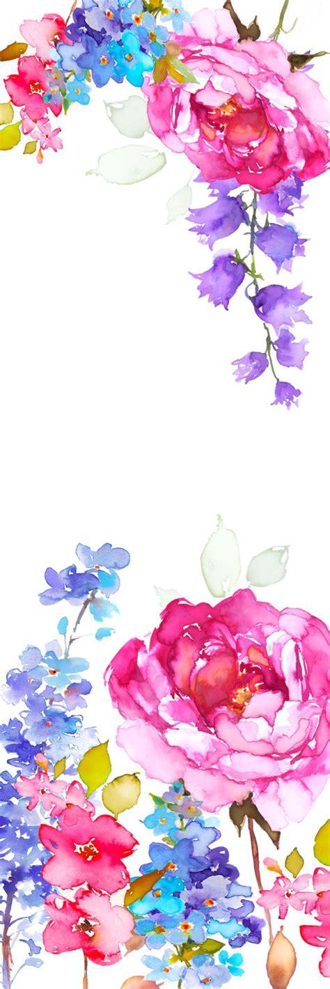 best floral 25 best ideas about floral border on flower