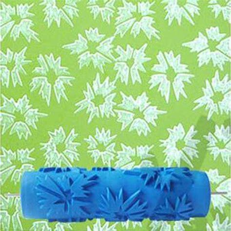 leaf pattern paint roller popular paint roller pattern buy cheap paint roller