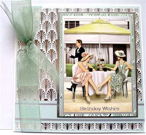 Deco Decoupage - tracy t birthday 2014 docrafts deco decoupage